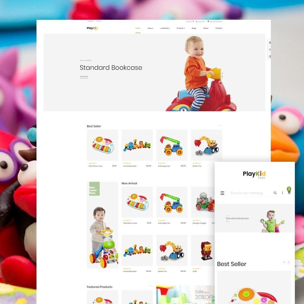 theme - Kids & Toys - Ap Playkid - 1