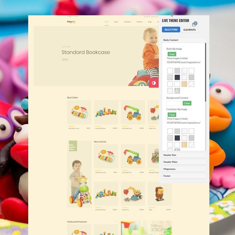theme - Kids & Toys - Ap Playkid - 4
