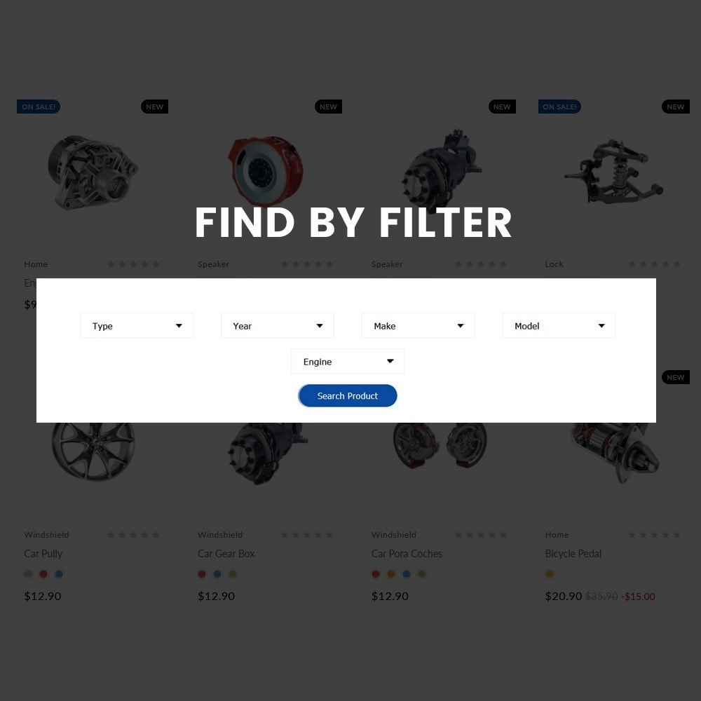 theme - Auto & Moto - Auto Part –Tools Mega Shop - 10