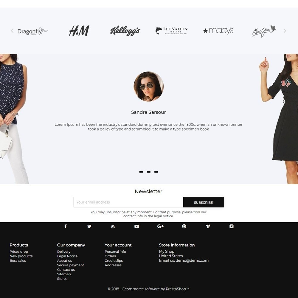 theme - Mode & Chaussures - Madelaine Fashion Store - 4