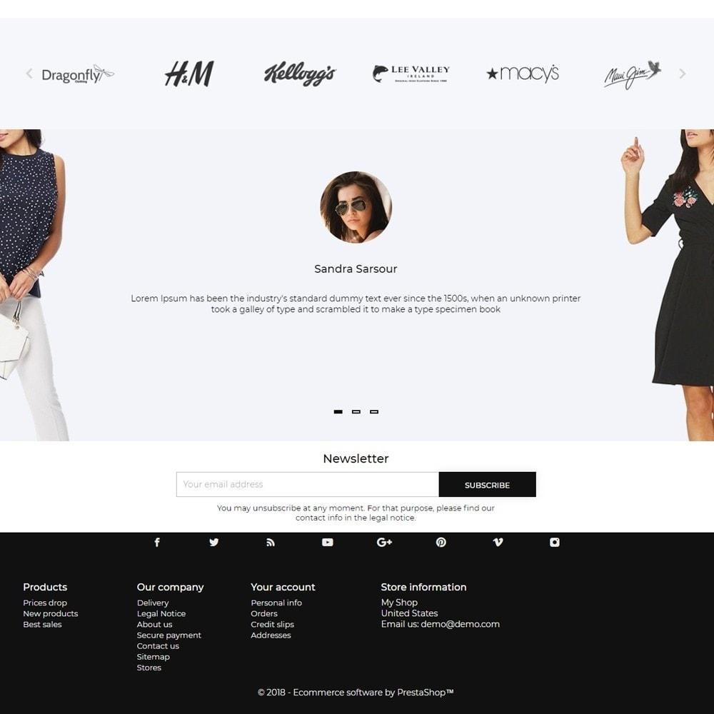 theme - Moda & Calçados - Madelaine Fashion Store - 4
