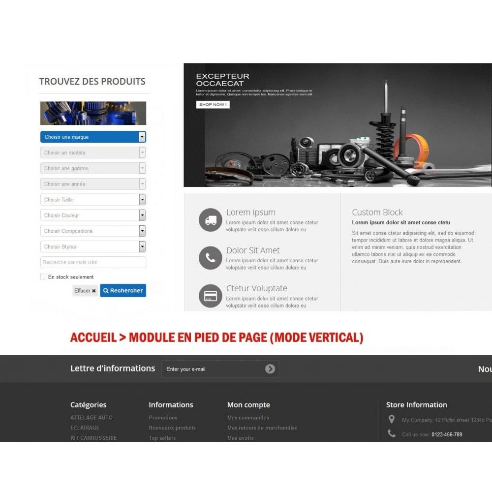 module - Recherche & Filtres - WK Recherche Avancée par Catégories - 9