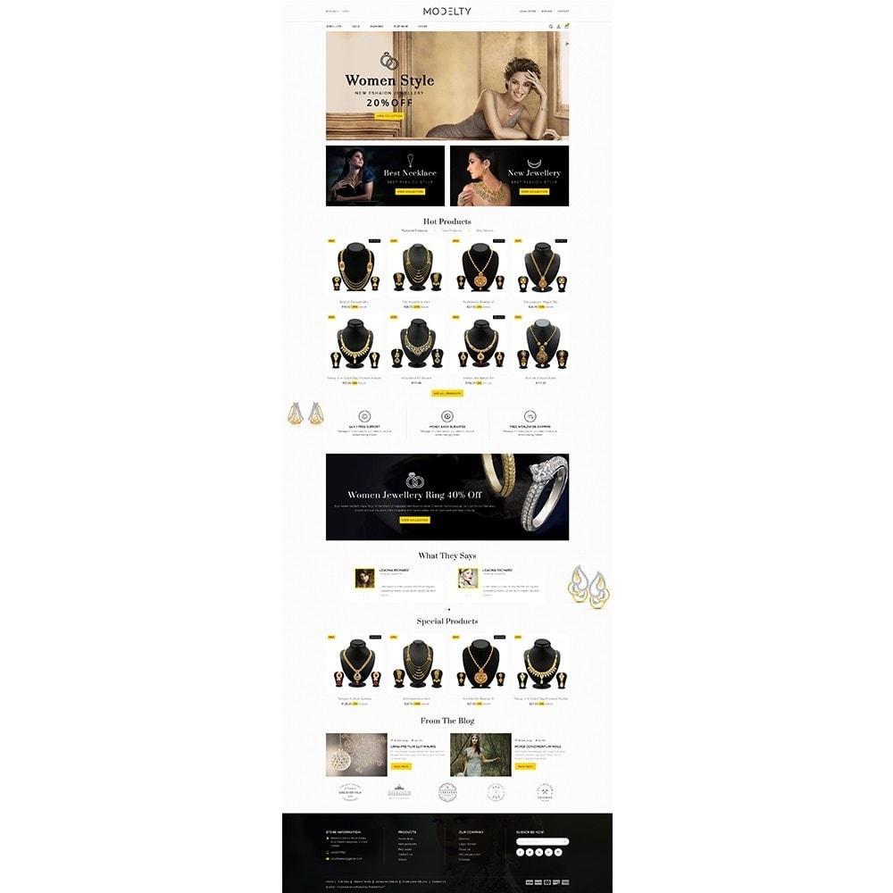 theme - Joalheria & Acessórios - Modelty Jewellery Store - 2