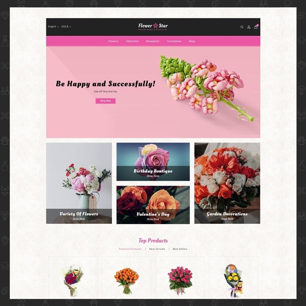 theme - Presentes, Flores & Comemorações - Flowerstar Store - 2