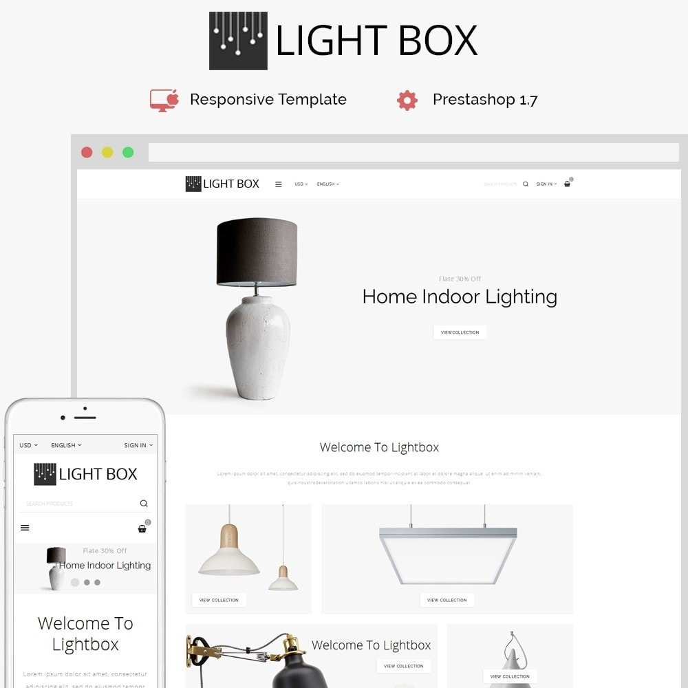 theme - Casa & Jardins - Lightbox Demo Store - 1