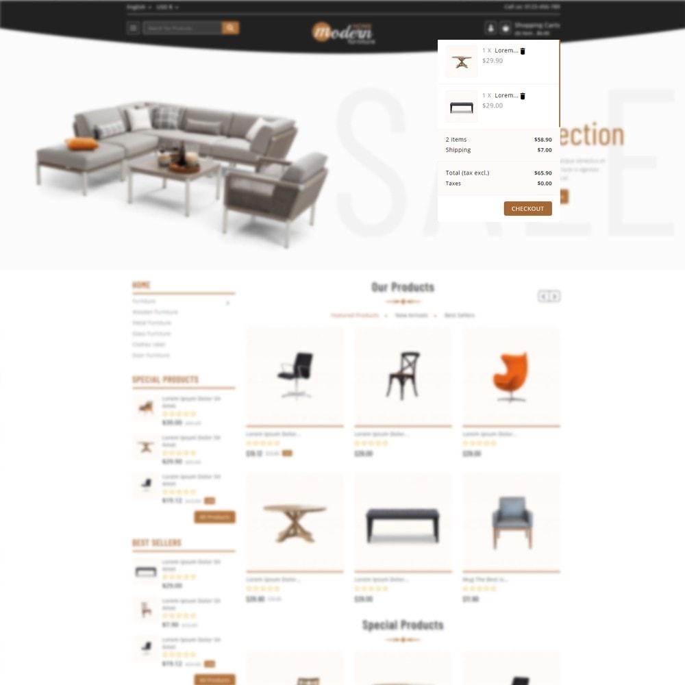 theme - Home & Garden - Modern - Furniture Store - 6