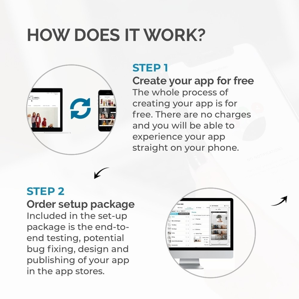 module - Mobile - JMango360 Mobile App Builder - 3
