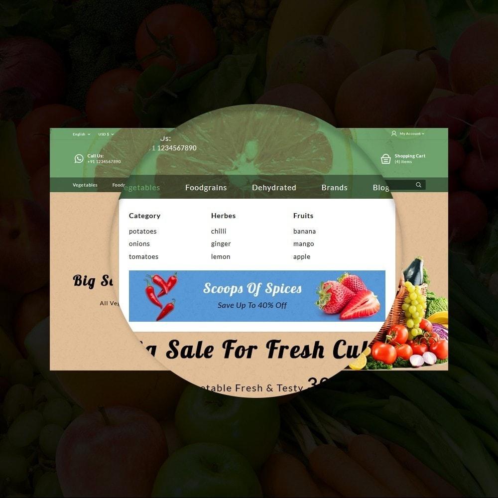 theme - Food & Restaurant - Fresh Culture Organic Store - 10