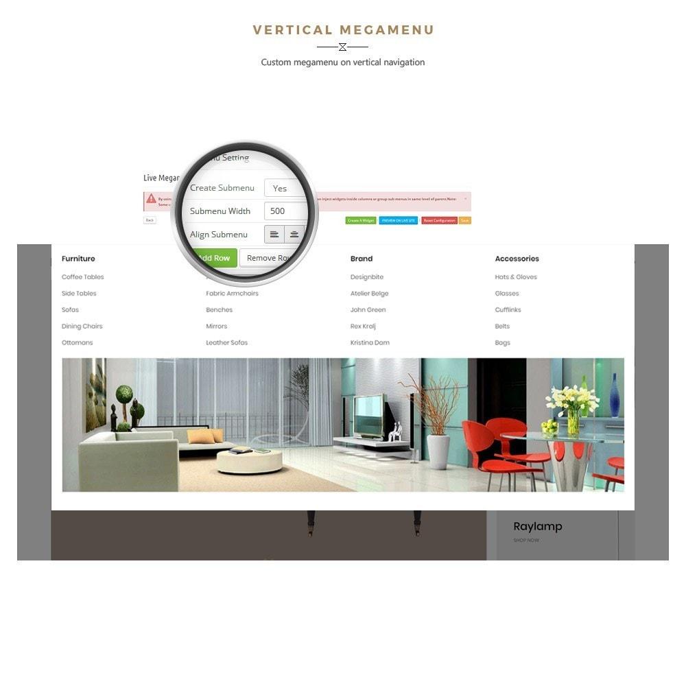 theme - Home & Garden - Boho - Furniture & Interior Home Décor - 8