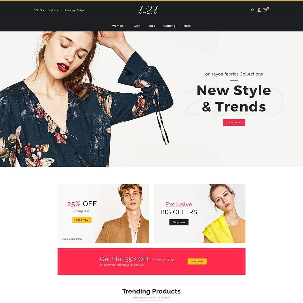 theme - Moda & Calzature - t2t Fashion Style - 2