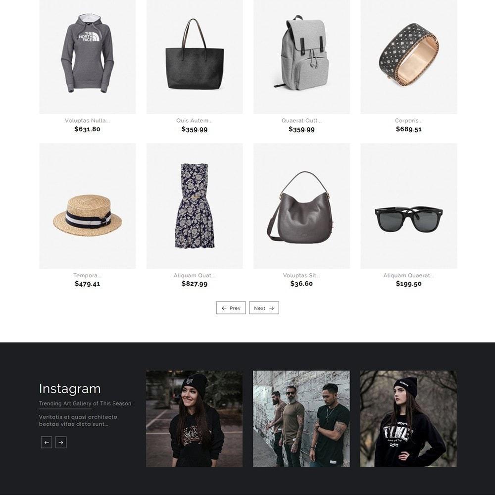 theme - Fashion & Shoes - t2t Fashion Style - 3