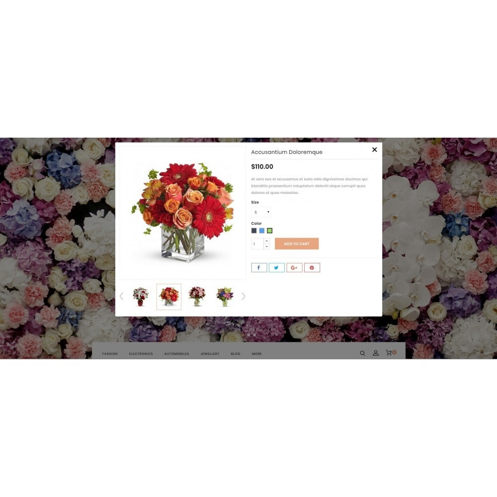 theme - Gifts, Flowers & Celebrations - Flow - Flowers Store - 7