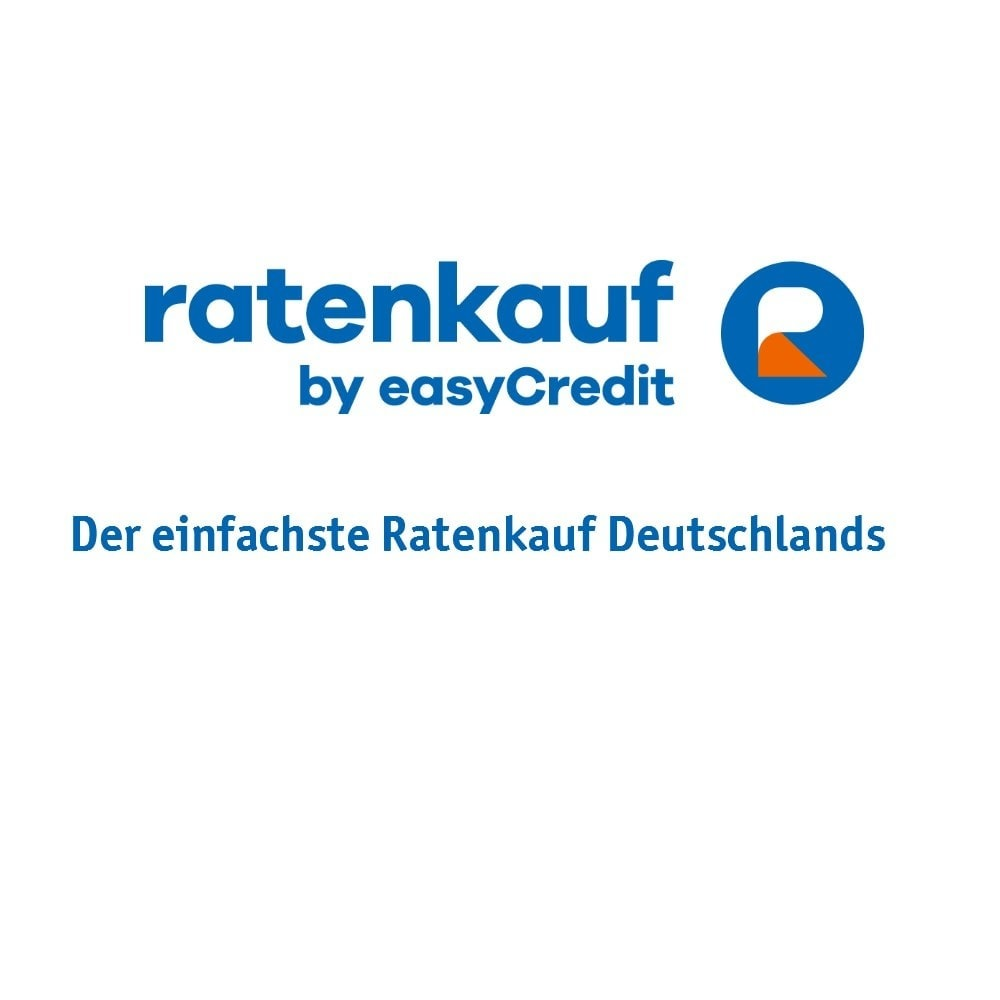 module - Andere Zahlungsmethoden - ratenkauf by easyCredit - 1