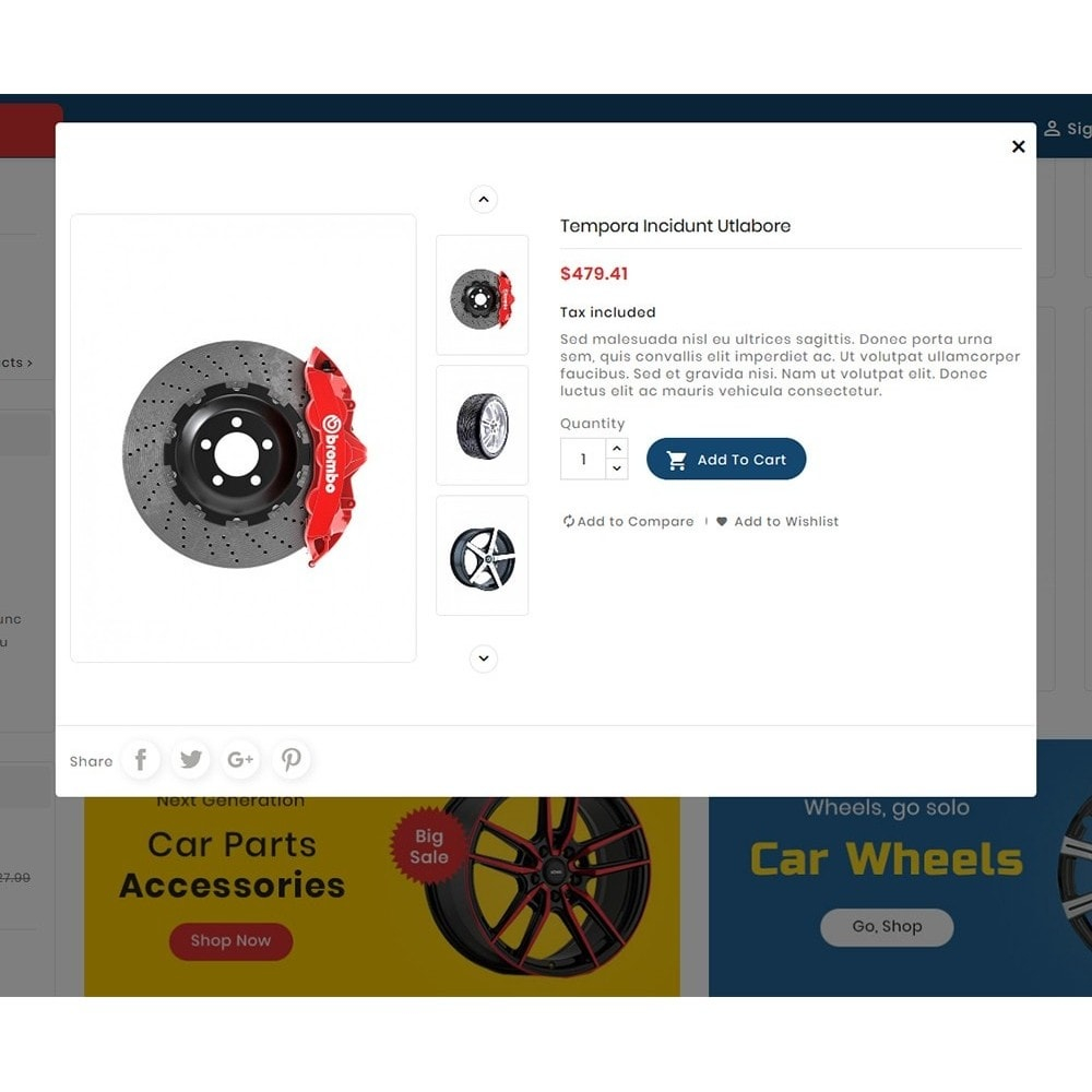 theme - Coches y Motos - Digital Mart Auto Parts - 9