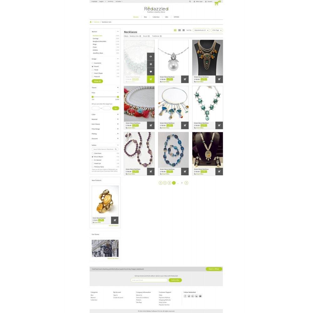 theme - Jewelry & Accessories - Redazzled Fashion Jewelry Store - 12