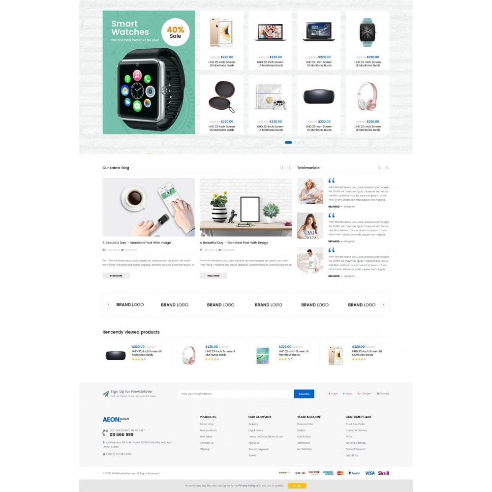 theme - Electronique & High Tech - AeonMarket Electronic Store - 4