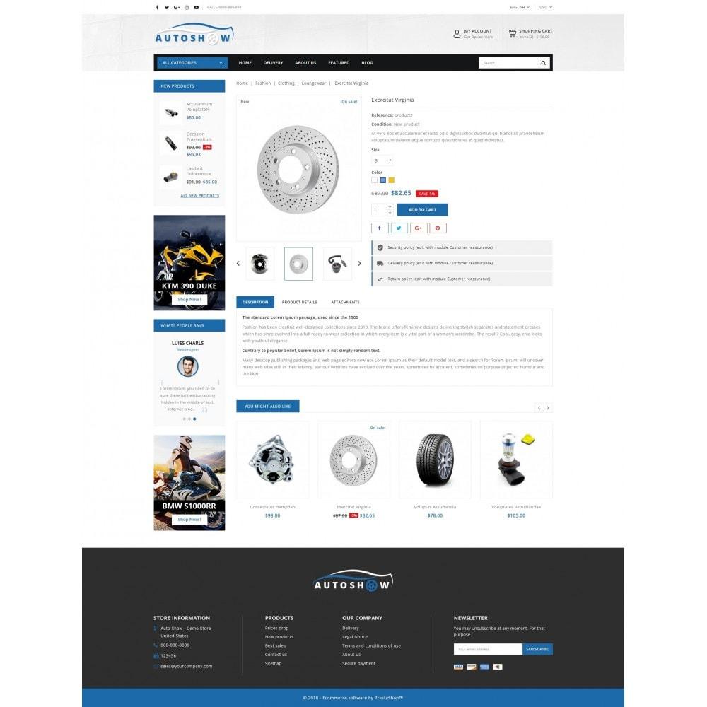 theme - Automotive & Cars - Auto Parts Store - 5