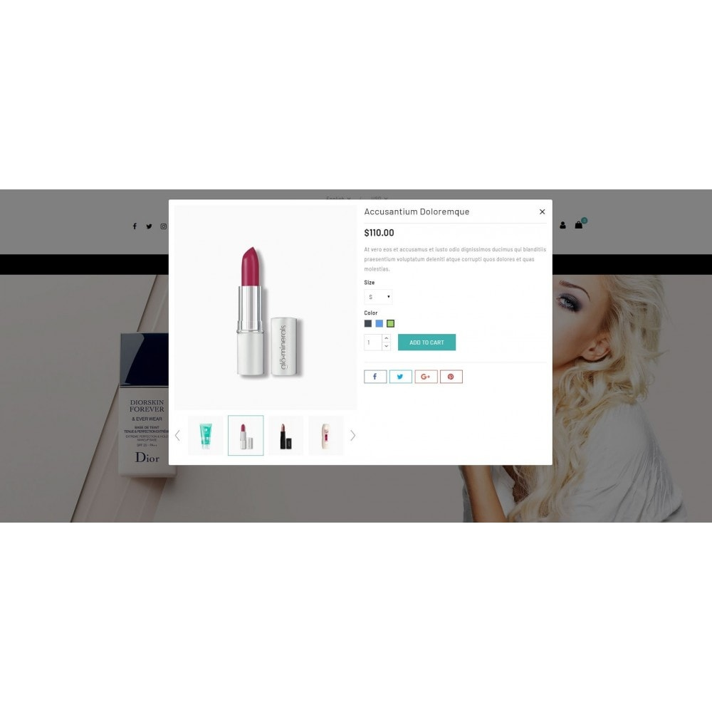theme - Santé & Beauté - Berlow - Beauty Store - 7