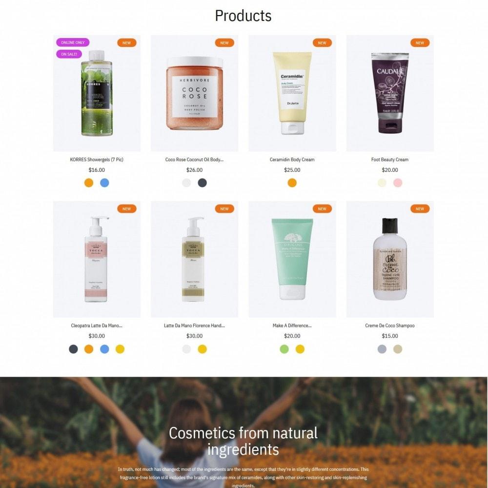 theme - Health & Beauty - Favorite cosmetics - 3
