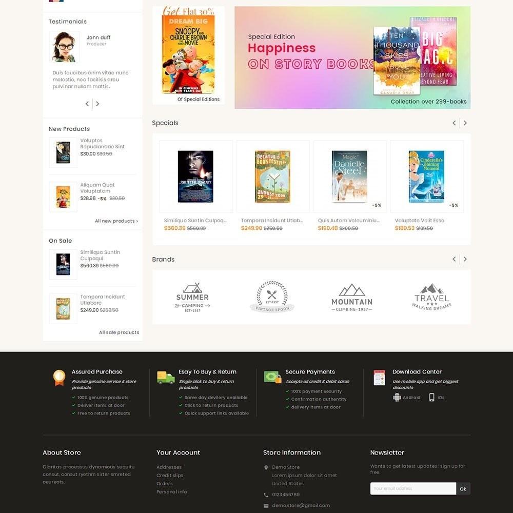theme - Zabawki & Artykuły dziecięce - Mega Books Store - 3