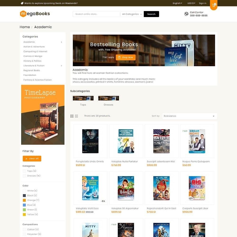 theme - Kinder & Spielzeug - Mega Books Store - 4