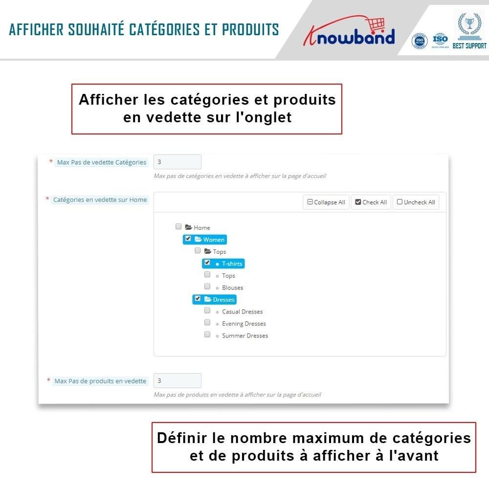 module - Produits sur Facebook & réseaux sociaux - Intégrateur de boutique sociale - 7