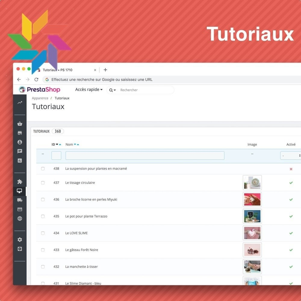 module - Blog, Forum & Actualités - Tutoriels - 4