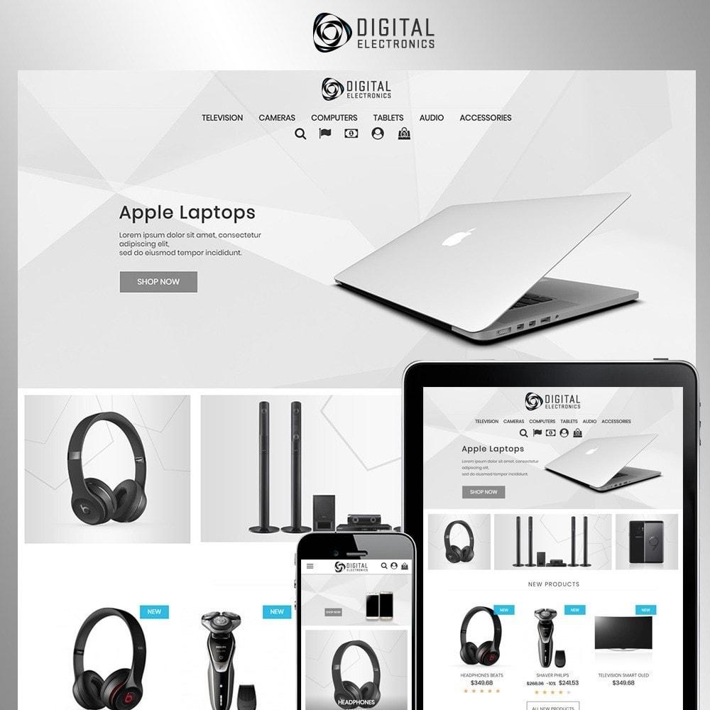 theme - Elektronika & High Tech - Digital Electronics Store - 2