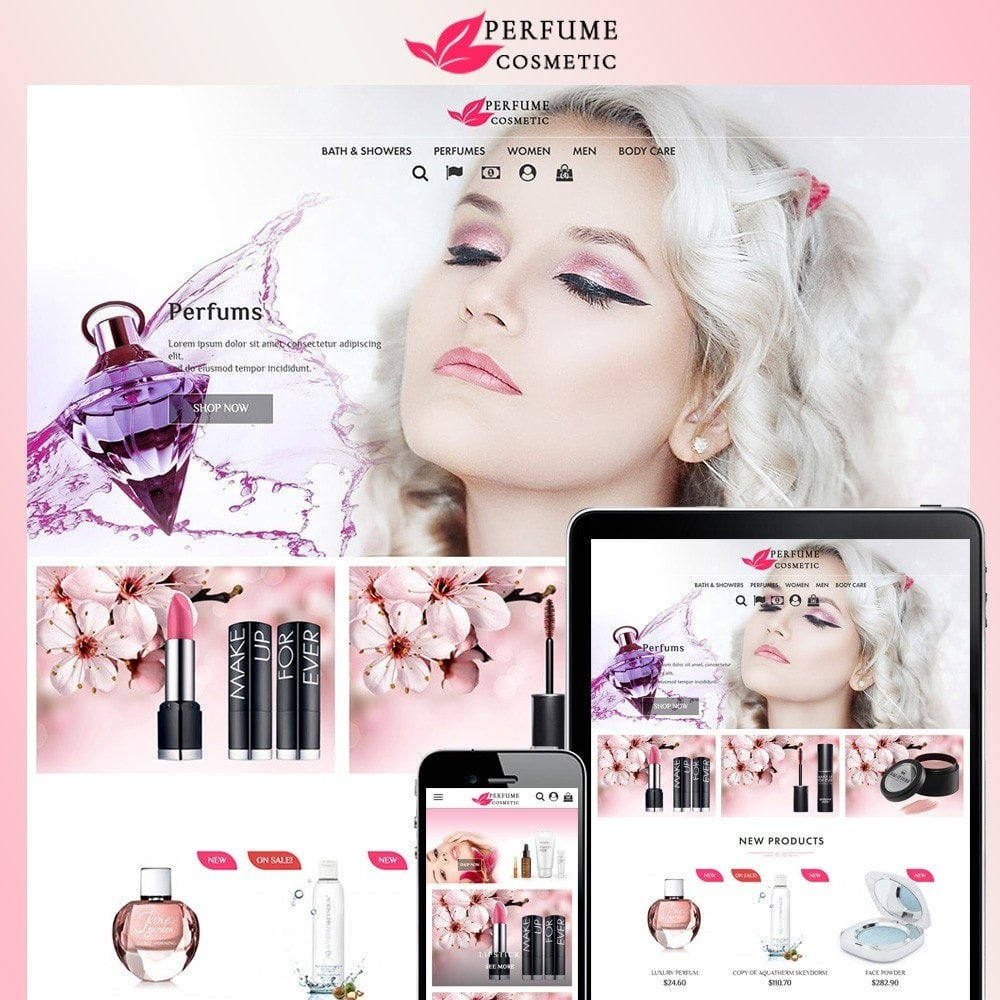 theme - Salute & Bellezza - Cosmetic & Perfume - 1