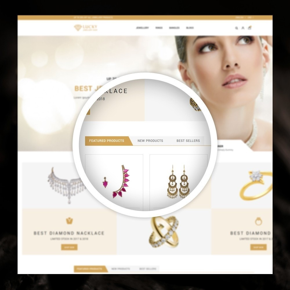 theme - Schmuck & Accesoires - Lucky - The Jewelry shop - 9