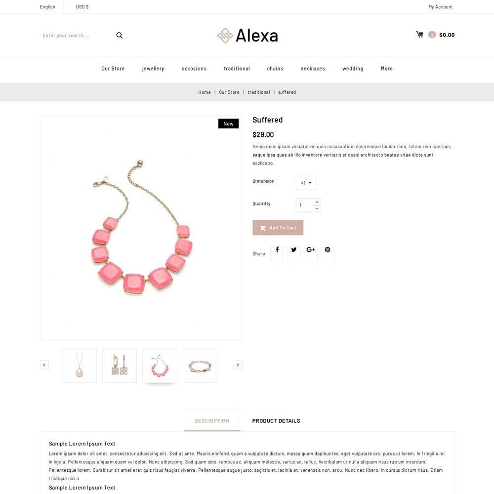 theme - Jewelry & Accessories - Alexa - The Jewelry Shop - 6