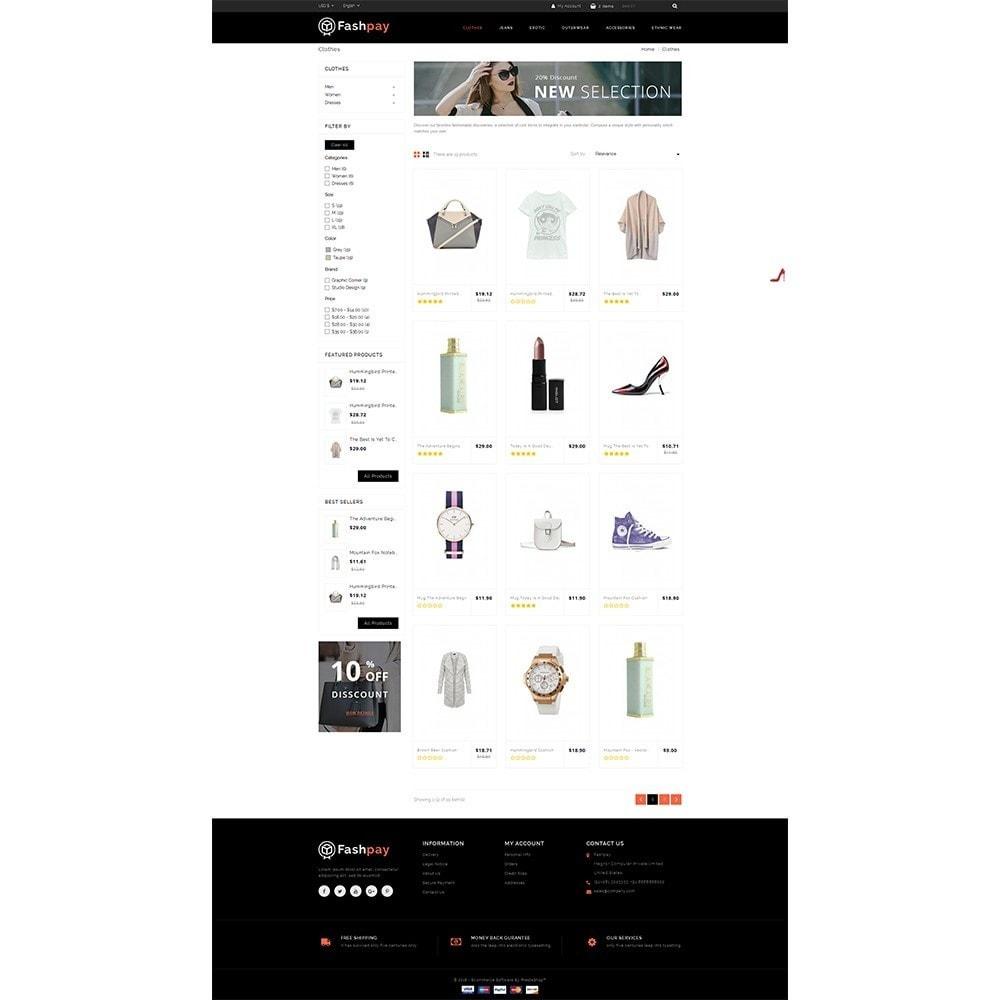 theme - Mode & Schuhe - Fashpay Fashion Store - 3
