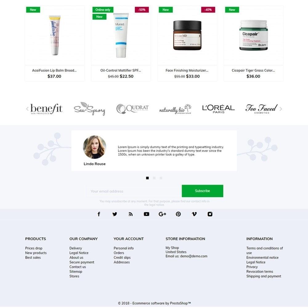 theme - Health & Beauty - BetterSkin Cosmetics - 4