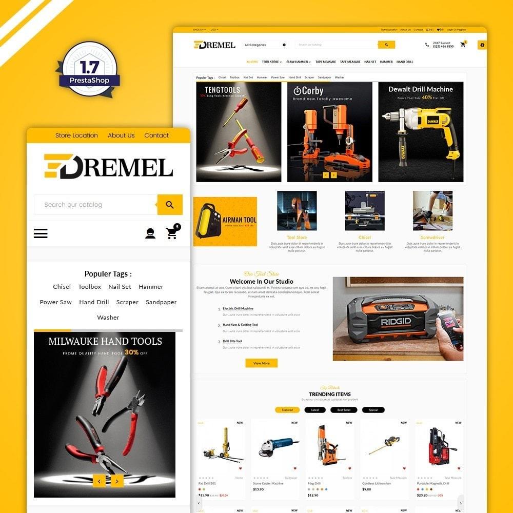 theme - Automotive & Cars - Dremel – Mega Tools Shop - 1