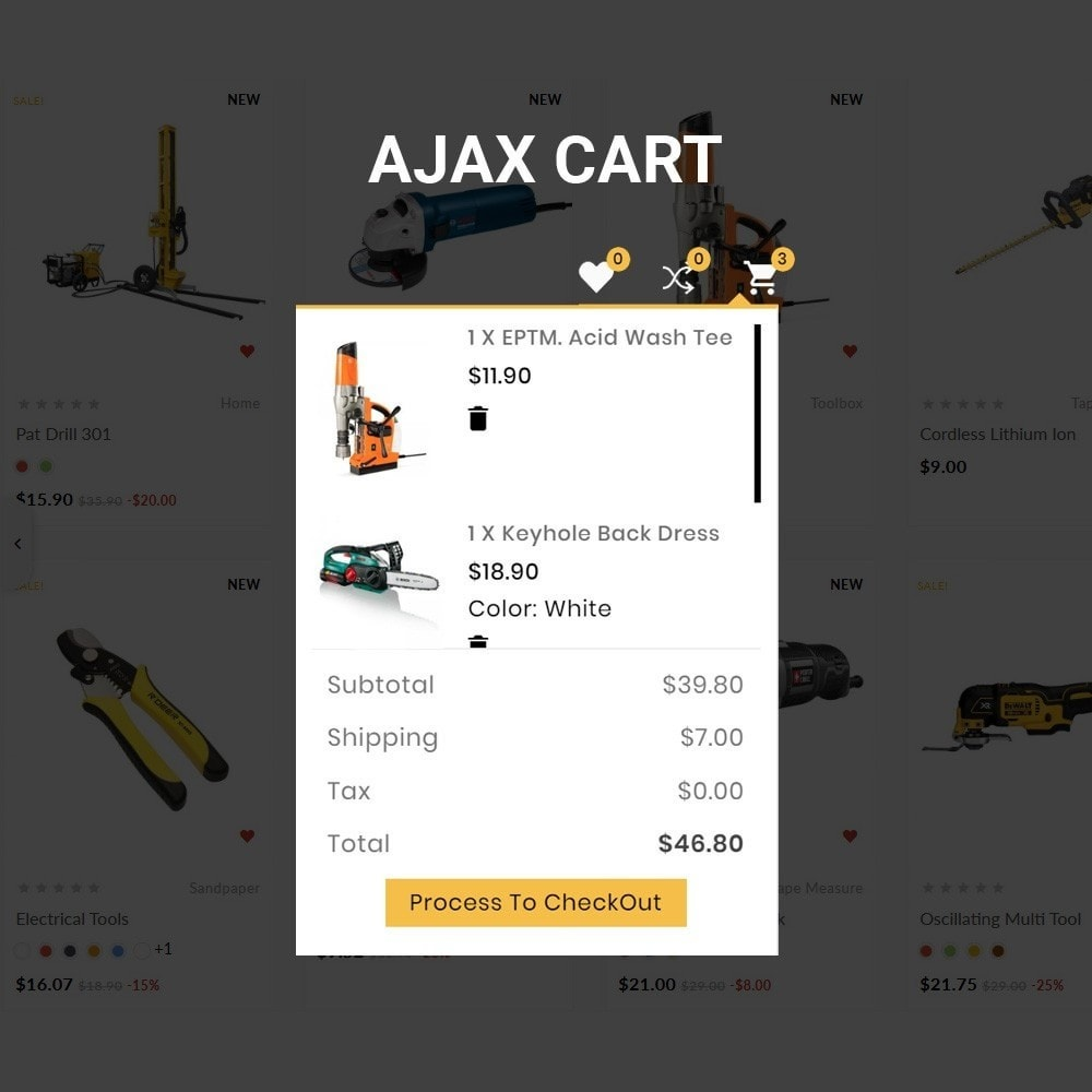 theme - Automotive & Cars - Dremel – Mega Tools Shop - 7