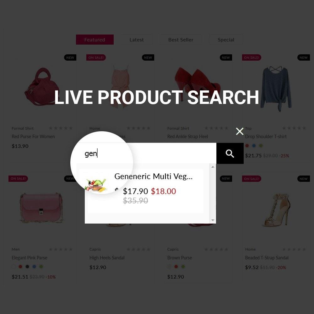 theme - Fashion & Shoes - The Style –Fashion Store - 8