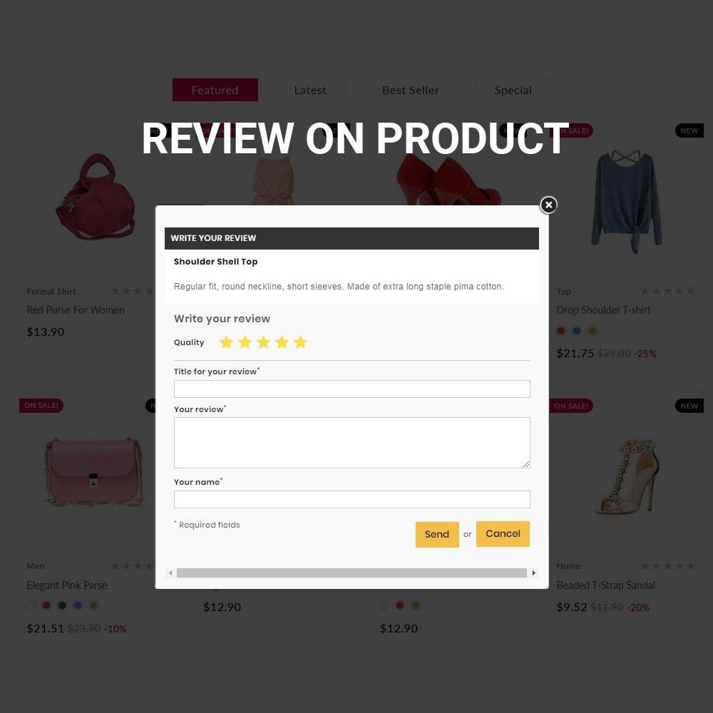 theme - Fashion & Shoes - The Style –Fashion Store - 9