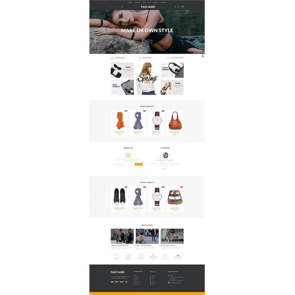 theme - Fashion & Shoes - Fastand Fashion Store - 2