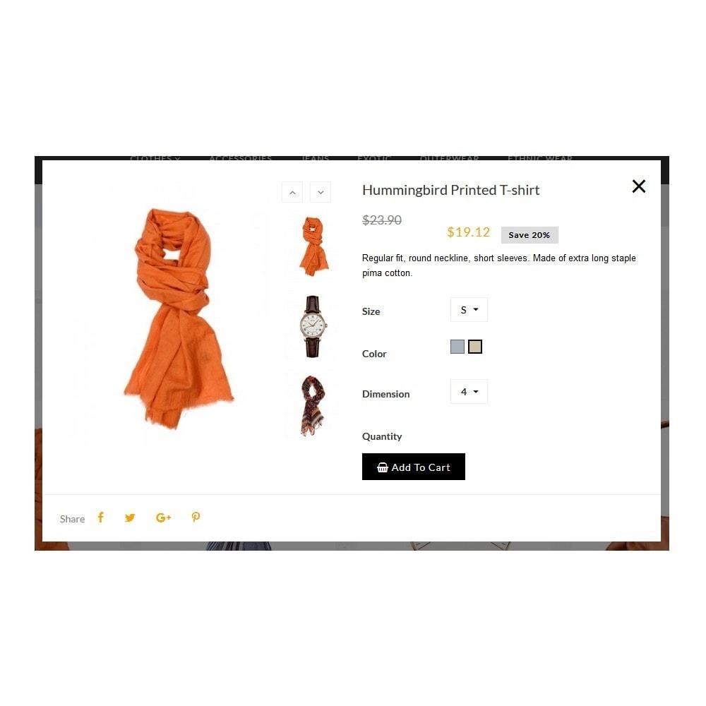 theme - Fashion & Shoes - Fastand Fashion Store - 7