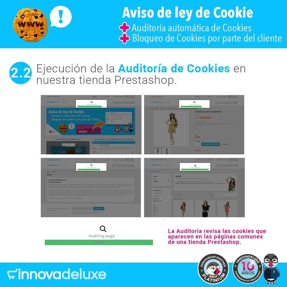 module - Marco Legal (Ley Europea) - Ley de Cookies RGPD/LOPD (Aviso - Auditoría - Bloqueo) - 4