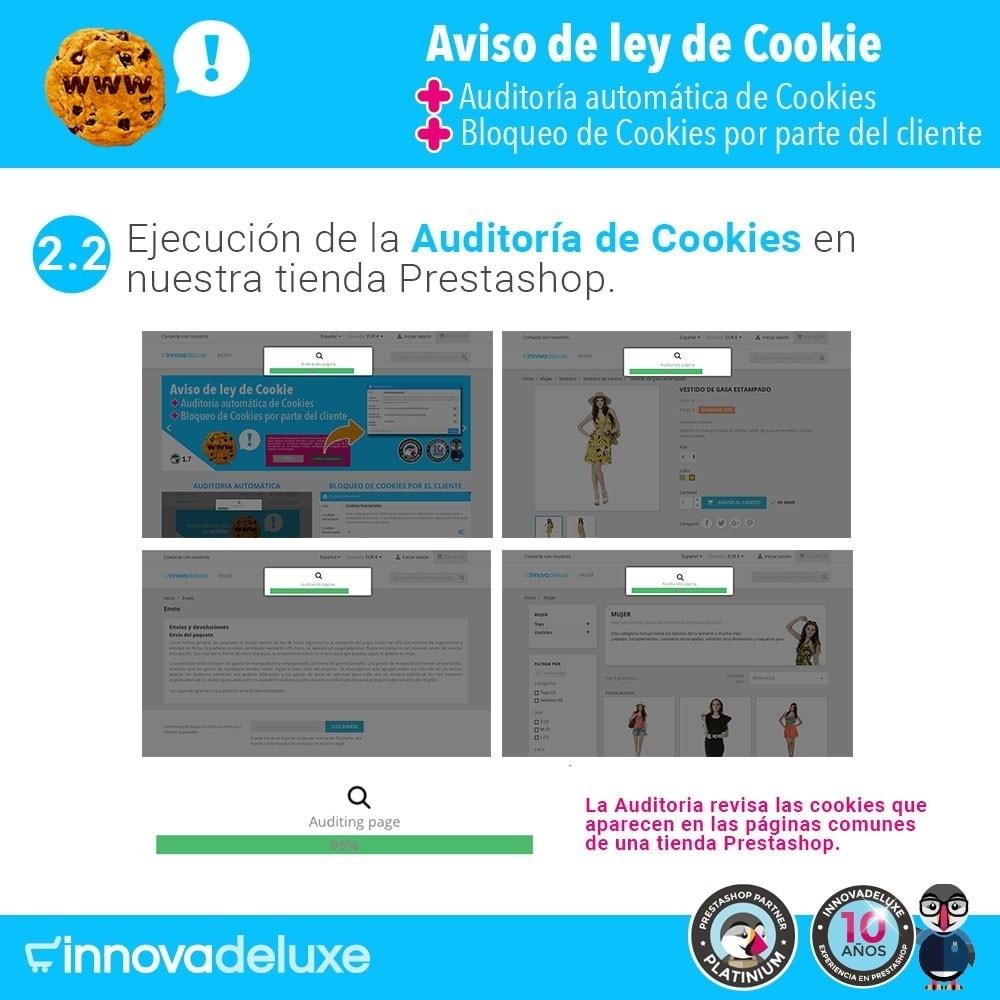 bundle - Marco Legal (Ley Europea) - Cumplimiento normativas legales RGPD, Cookies - 4