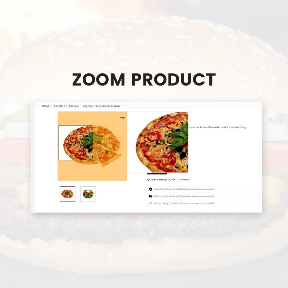 theme - Alimentation & Restauration - Tasty Fast – The Food and Drink Shop - 6