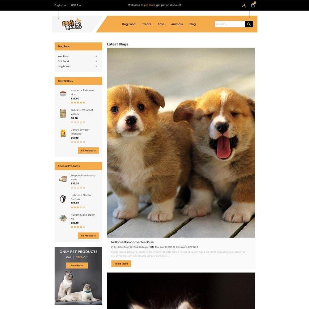 theme - Dieren - Pets Paleo - Pets Store - 6