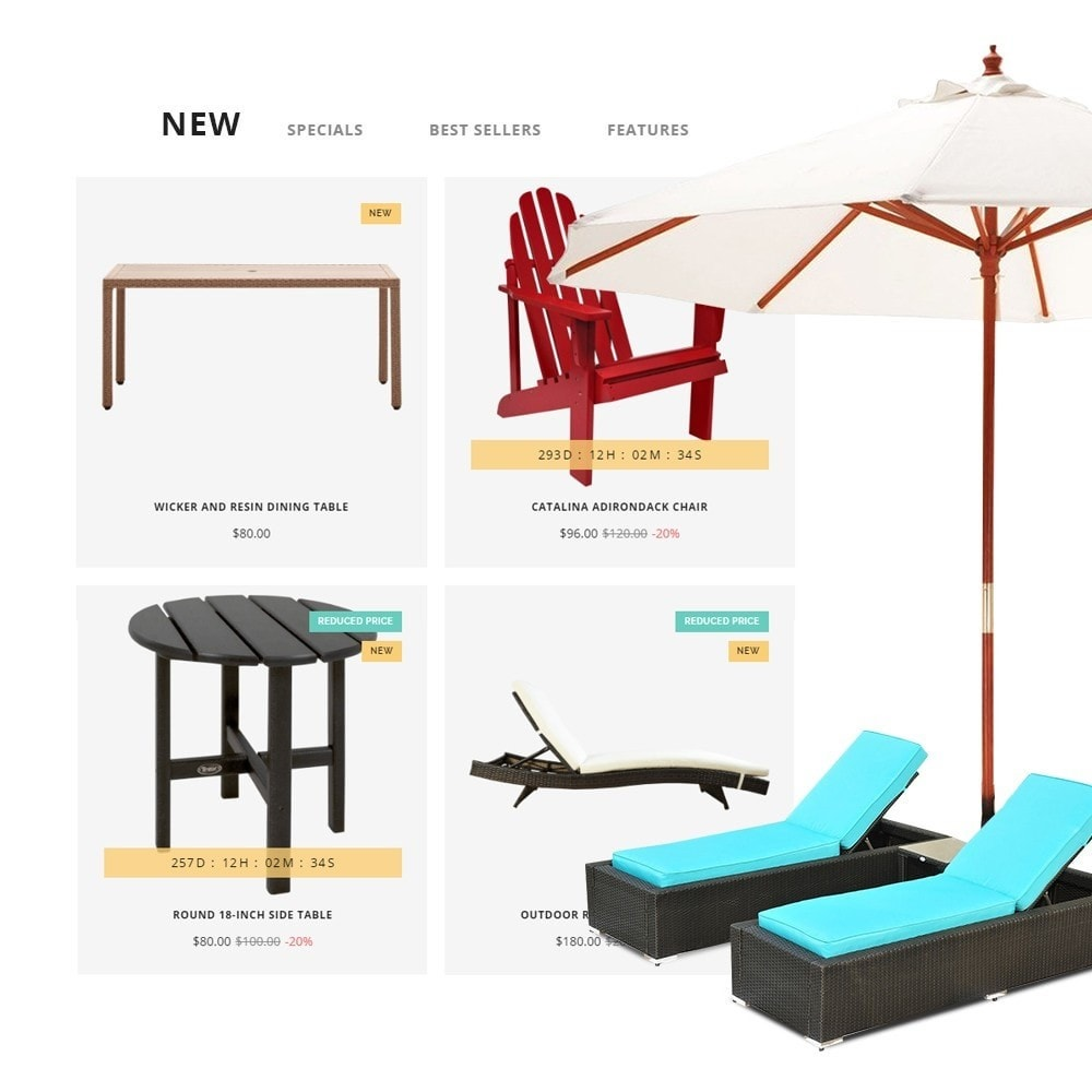 theme - Home & Garden - Jardin - Exterior Design Store - 7