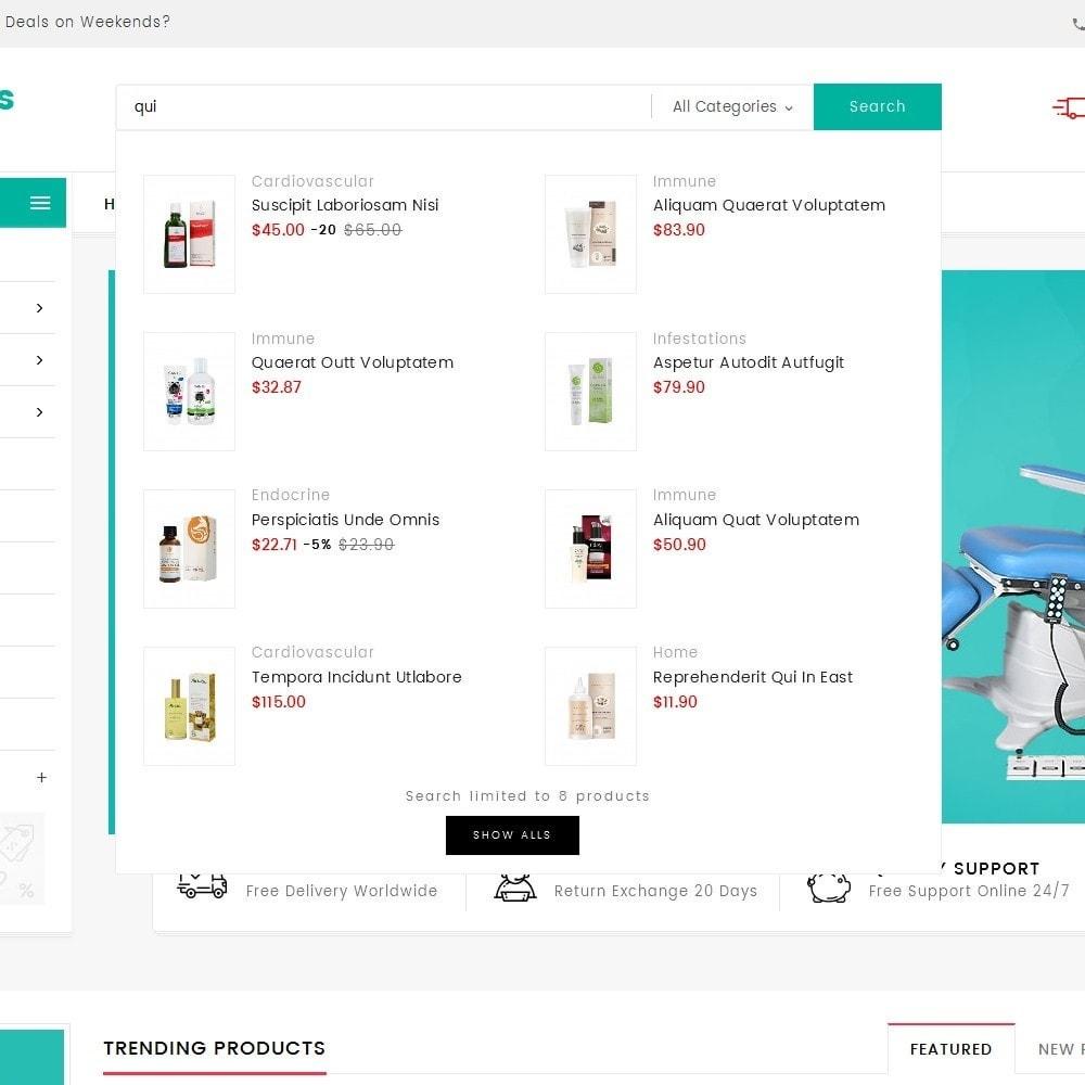 theme - Health & Beauty - Mega Deals Medicine - 12