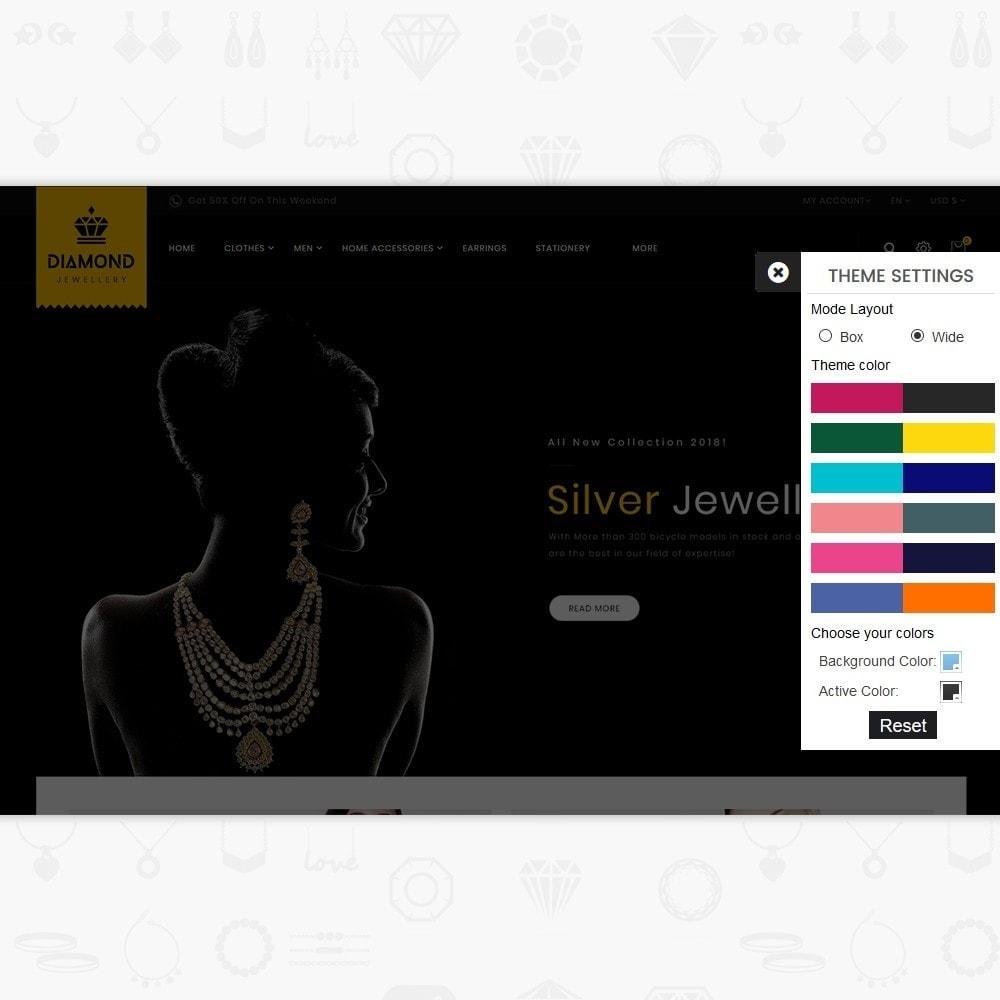 theme - Jewelry & Accessories - Diamond - Royal Jewellery Shop - 8