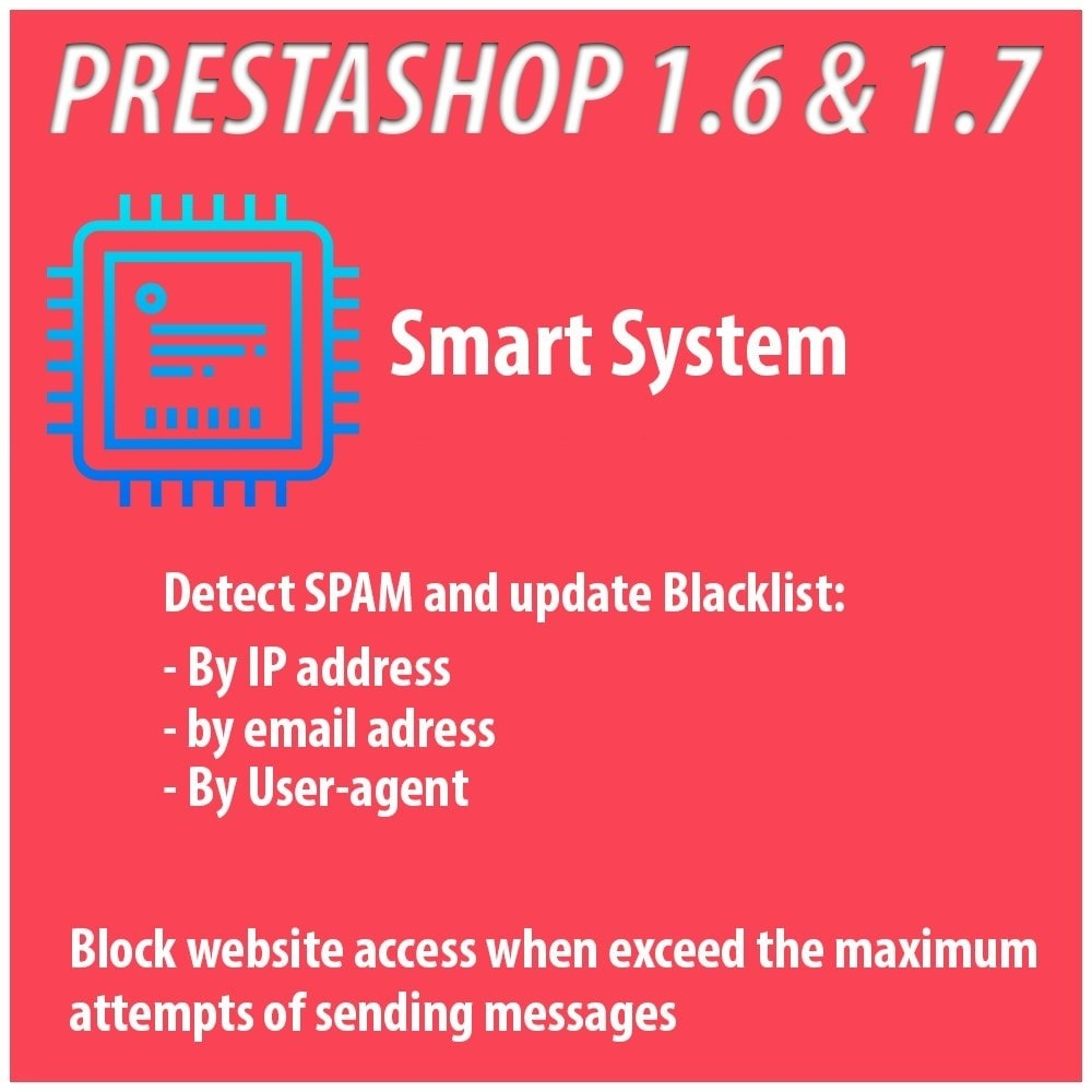 module - Security & Access - Anti-spam Protector - 2