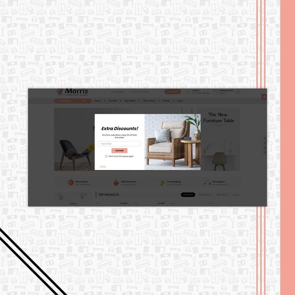theme - Maison & Jardin - Furniture Store - 8