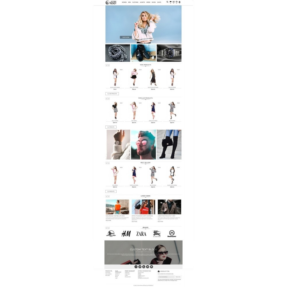 theme - Moda y Calzado - Fashion Pure Store - 2