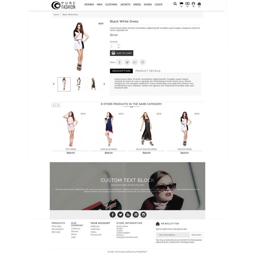 theme - Moda y Calzado - Fashion Pure Store - 3